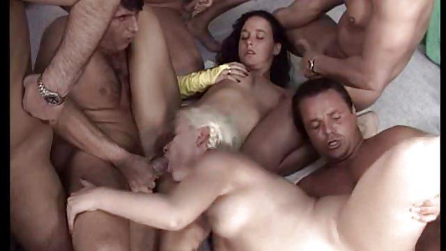 Hemmungslose Sexparty in Zürich